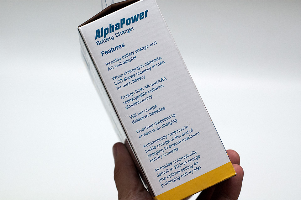 la crosse battery charger manual
