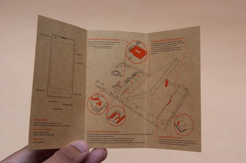 Redmi Instruction Manual