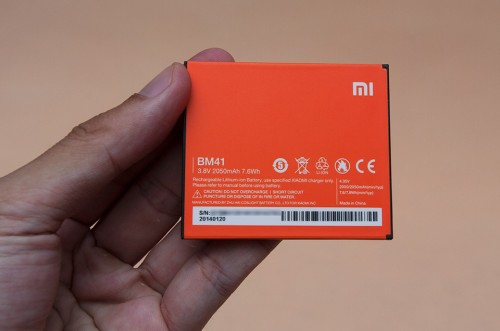 BM41 3.8V 2050mAh Lithium-ion Battery