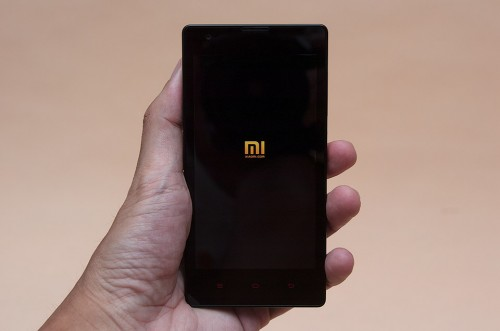 Powering-up the Redmi
