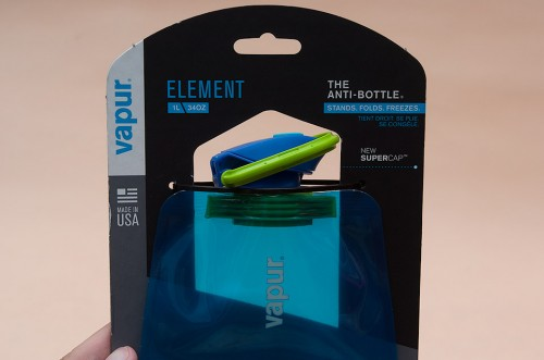 Vapur Element 1L Collapsible Water Bottle