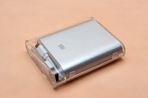 Mi Power Bank packaging